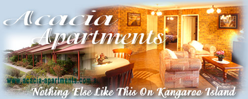 Accommodation Kangaroo Island - Acacia Apartments